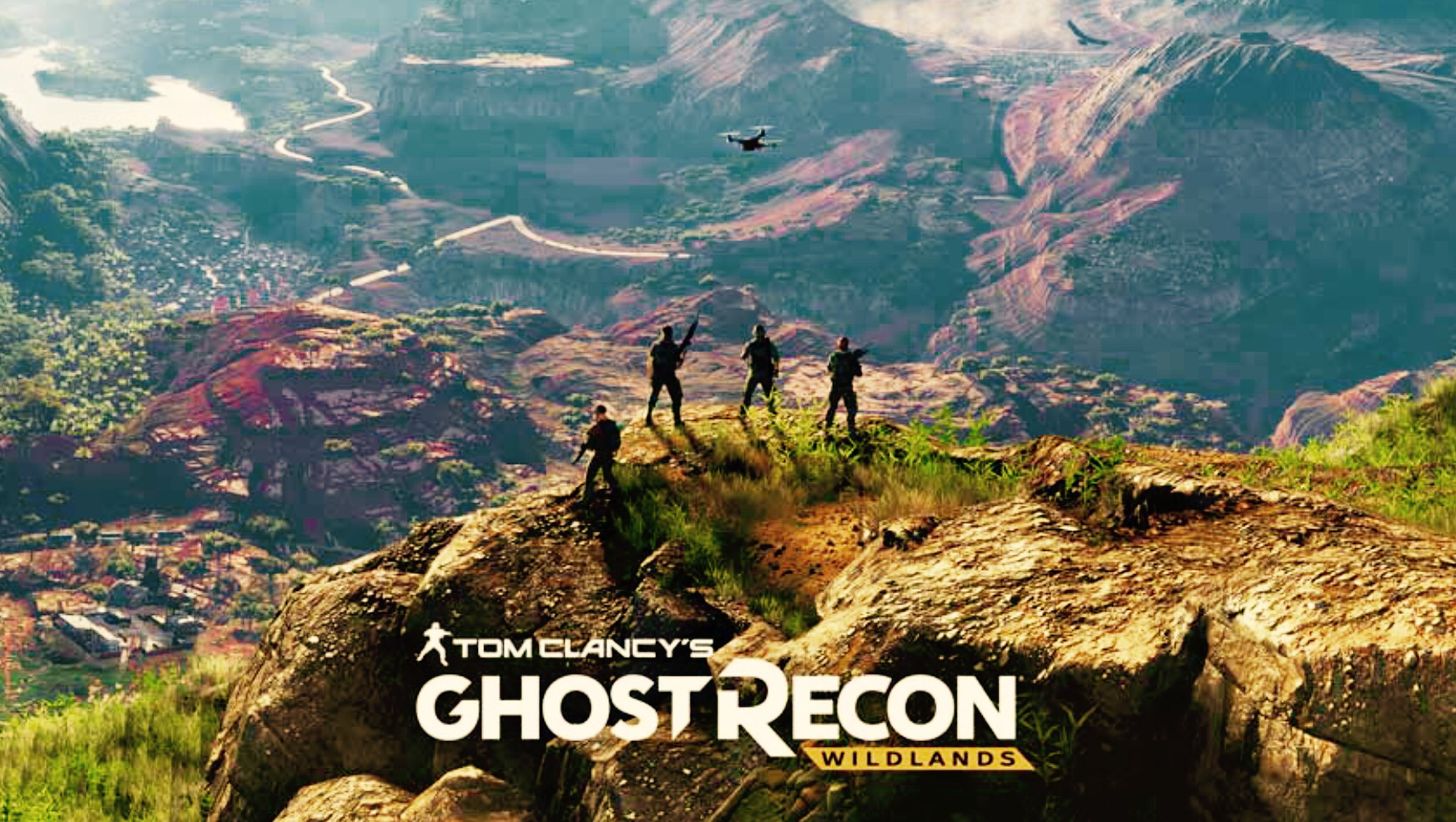 Ghost Recon Wildlands Parachuting Wallpaper 10222: GHOST RECON WILDLANDS Cartel Cinematic Is One Wild Ride