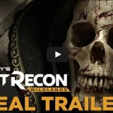 Ghost Recon Wildlands Reveal Trailer