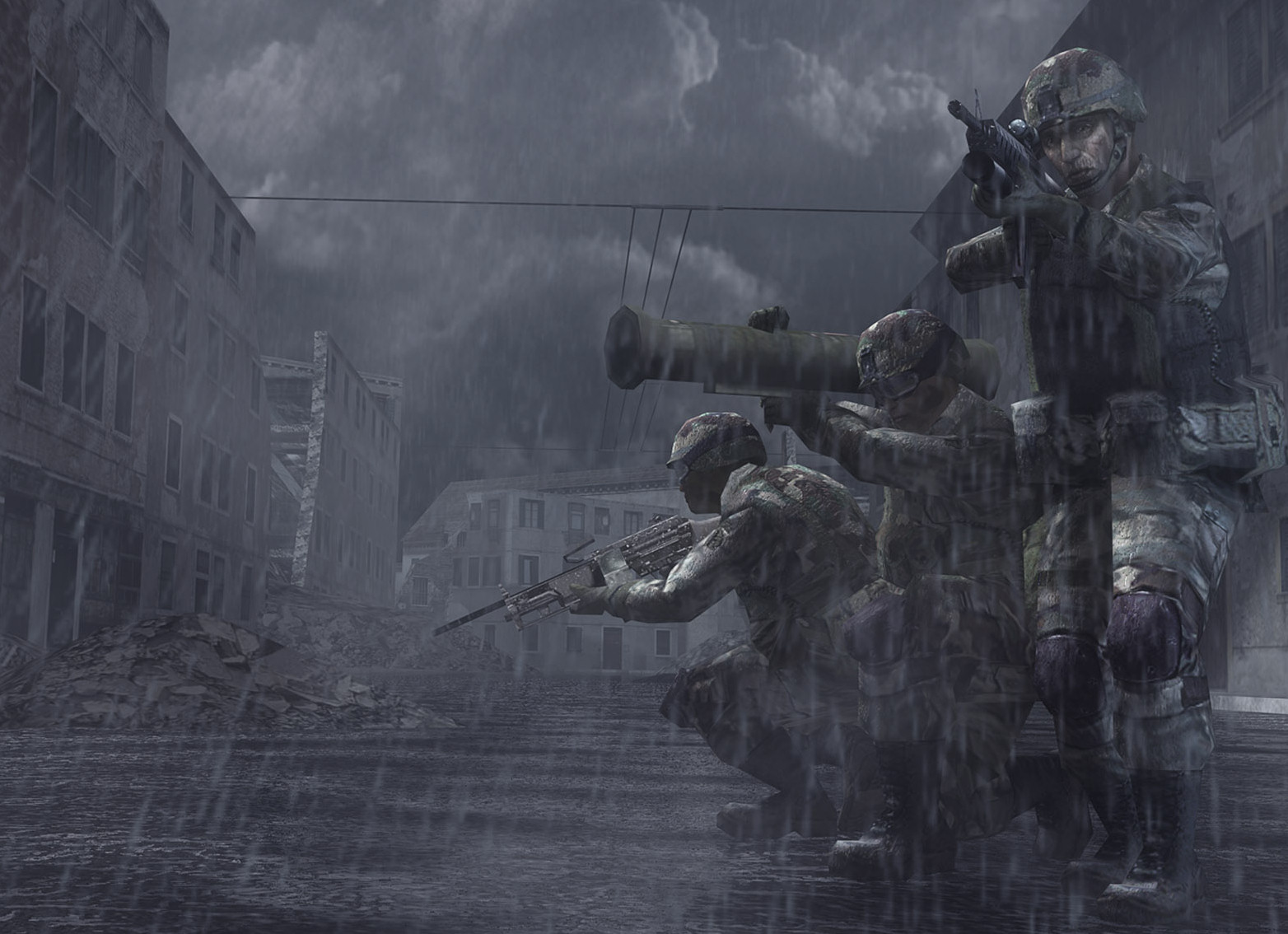 heroes unleashed video