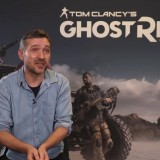 Benoit Martinez lead artist on Ghost Recon: Wildlands