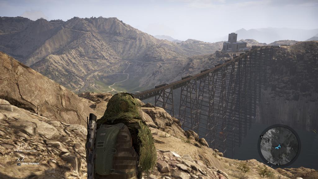 BSPalladin : Sniper Bridge