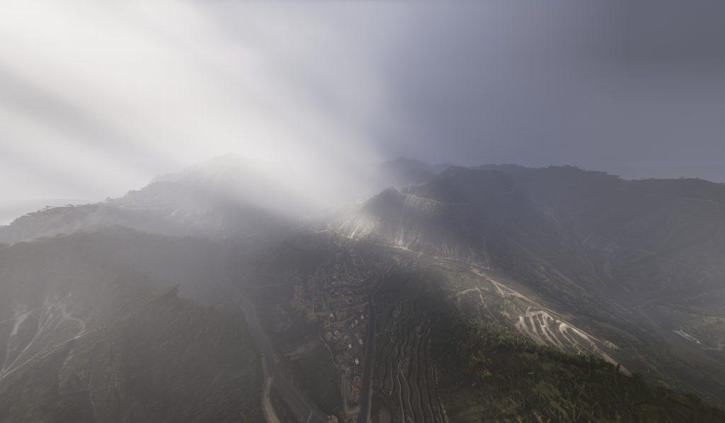 Orca : Mountains Photo
