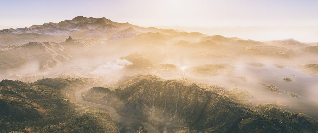 Panic : Mountain Vista 1