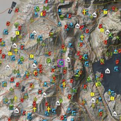60 Million Pixel Interactive Wildlands Map