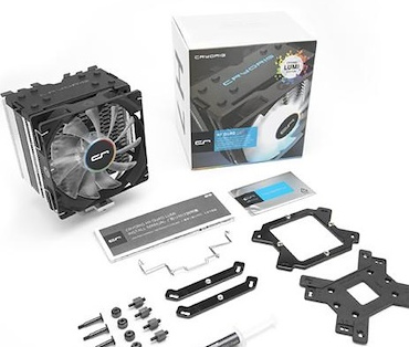 cryorig h7 box contents