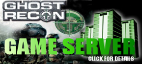 Ghost Recon Server