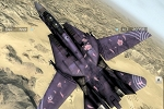 F-14 Purple Flower