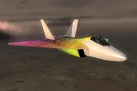 FB-22 color explosion Strike Raptor