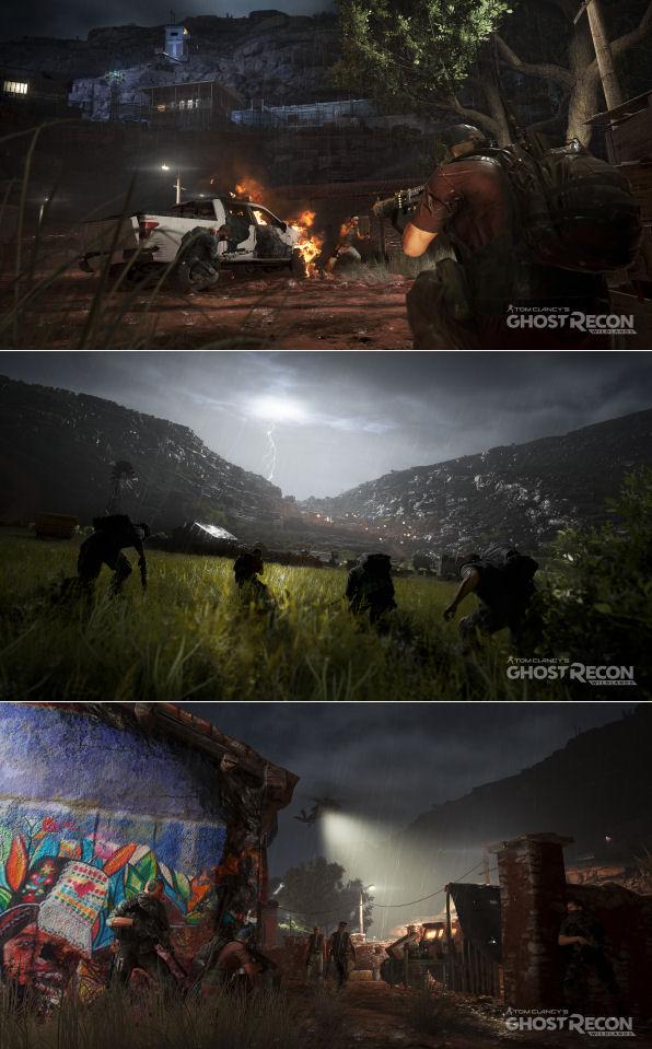 Wildlands 4k screenshots