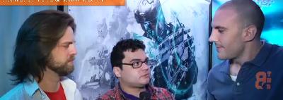 Future Soldier Machinima E3 Interview