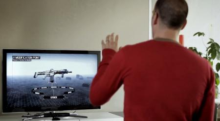 Future Soldier Gunsmith Kinect