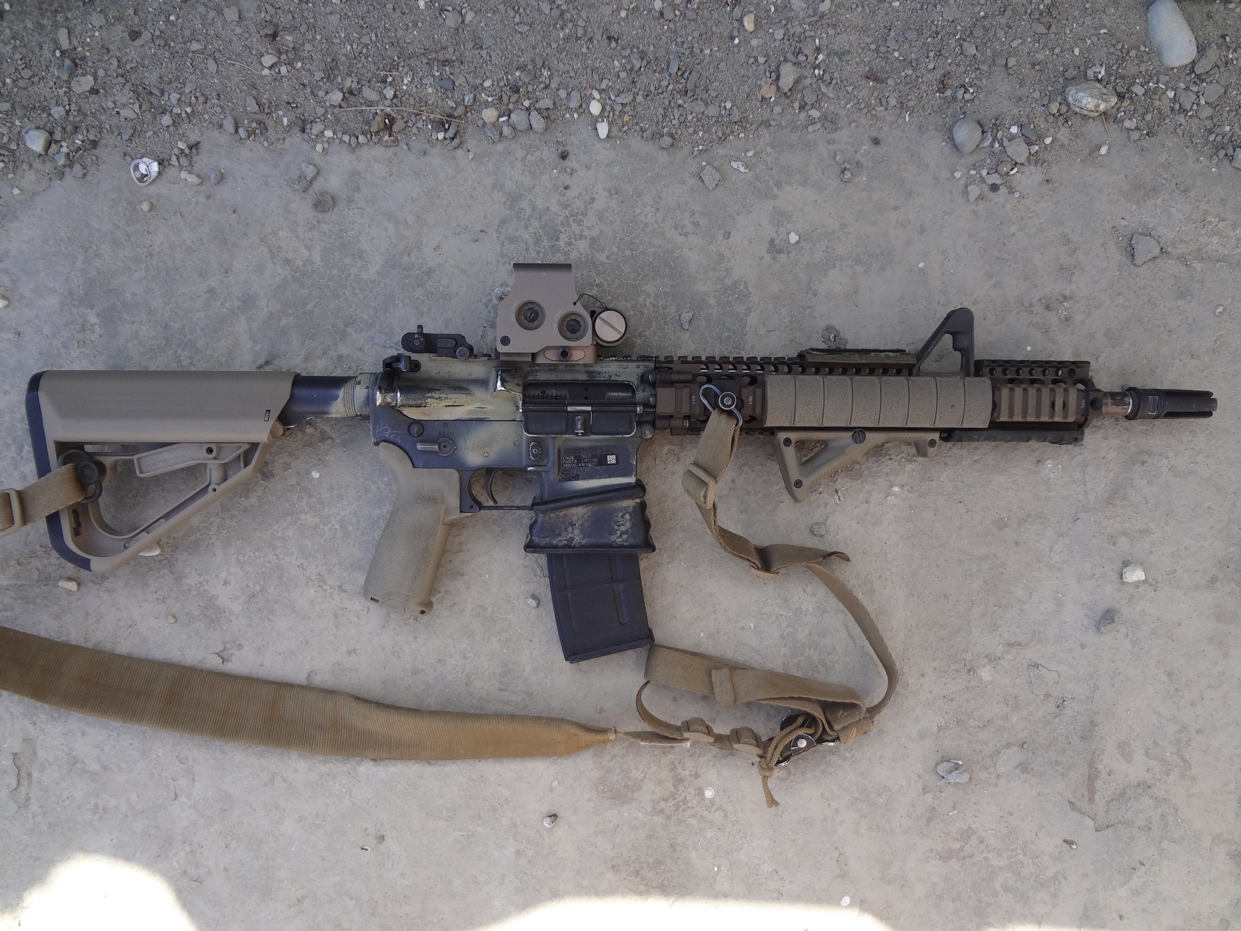 The Endless Ghost Recon Weapon Model Wish List - GR - Weapon