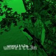 unwritt3n