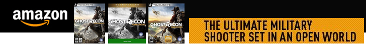 Ghost Recon Wildlands at Amazon