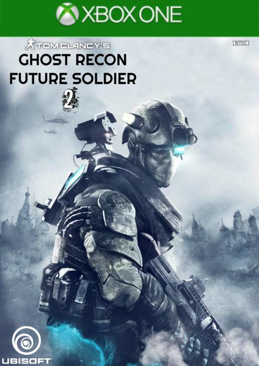Ghost Recon Future Soldier 2 Fan Art Work - GR:FS - Xbox ...