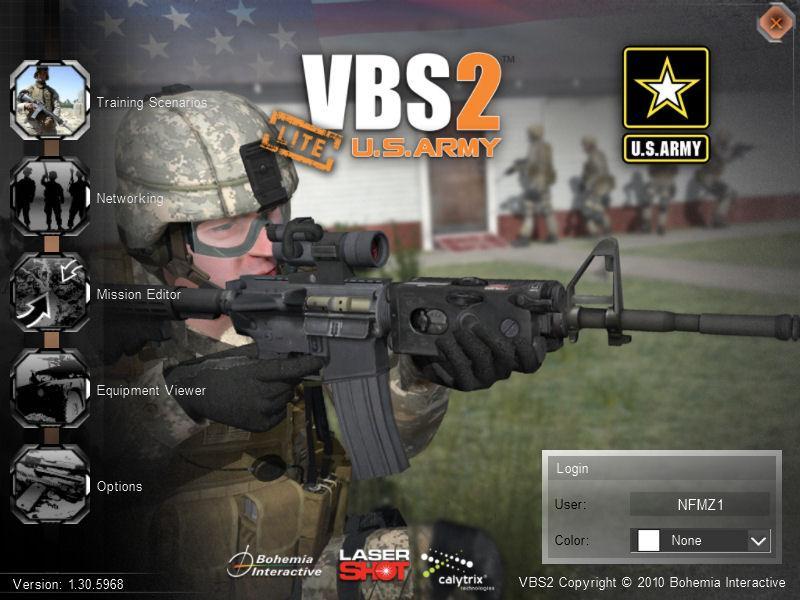 VBS 2 JCove and U S  Army Lite Downloads - Virtual Battlespace