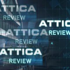 Attica Map Update – Stairs!