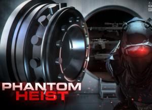 Ghost Recon Phantom Heist