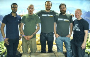 Ghost Recon Wildlands E3 2015 Interview