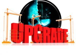 site upgrade