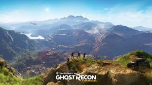 Ghost Recon Wildlands Panorama