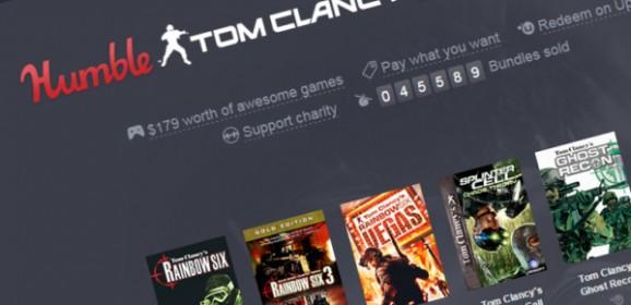 Massive Ubisoft Sale and Humble Bundle
