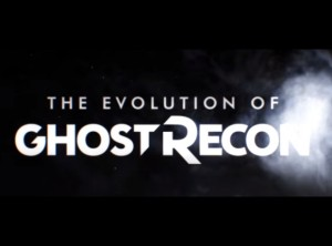 the evolution of ghost recon