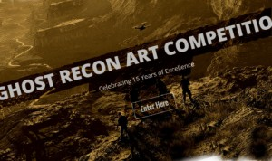 ghostrecon art competition