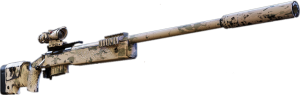 wildlands sniper rifle m40a5