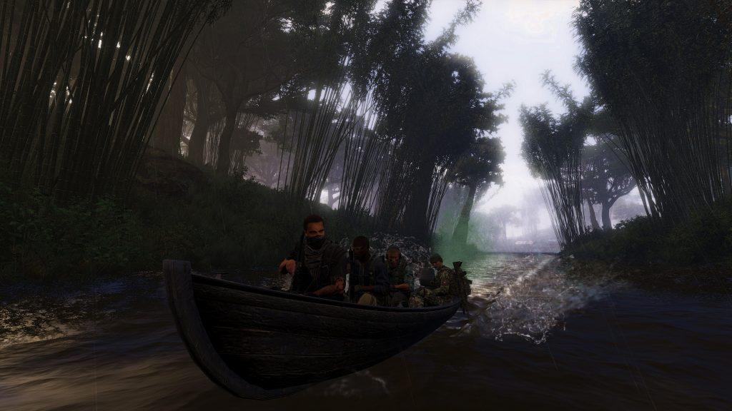 Ayu : Boat