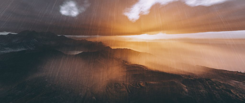 Panic : Rainy Vista