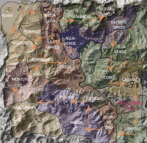wildlands skull map all locations