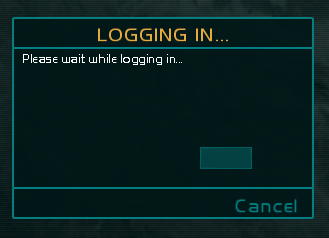 GRAW2 Logging In