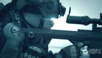 Ghost Recon Future Soldier Live Action