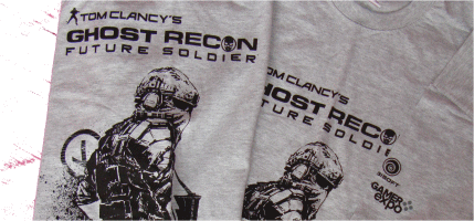 Ghost Recon Future Soldier T-Shirts