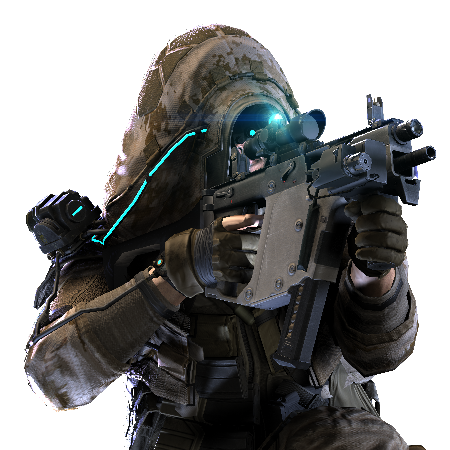 Ghost Recon Online Recon Character