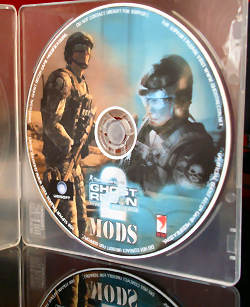 Ghost Recon Advanced Warfighter 2 Mods Collection