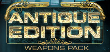 Ghost Recon Online Antique Edition Weapons