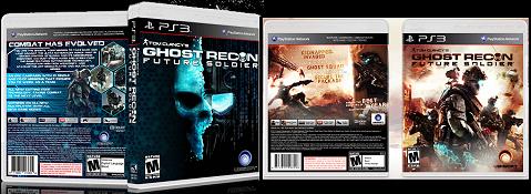 Ghost Recon Future Soldier Box Art