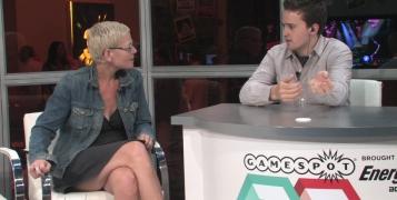 Gamespot interview Gabreille Strenger