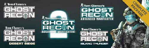 Ghost Recon Complete Pack Competition