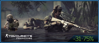 Ghost Recon Sale