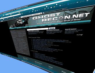 Ghost Recon Support FAQ