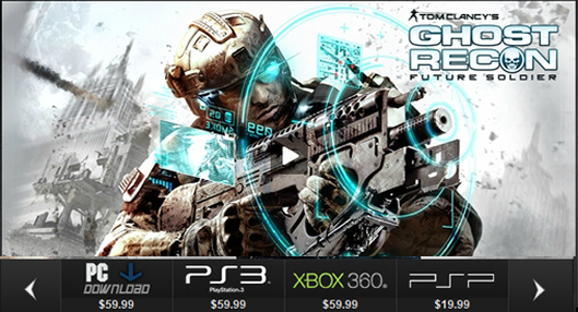 Ghost Recon Future Soldier Download for PC