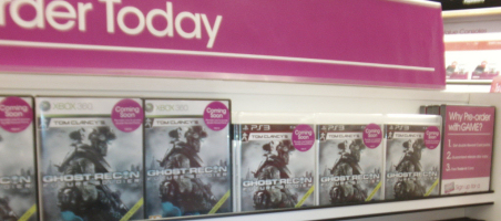 Ghost Recon Future Soldier Advance Orders