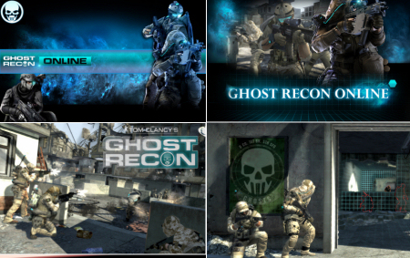 Ghost Recon Online Wallpaper Pack 2