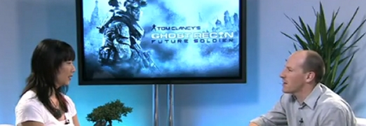 Adrian Lacey Ghost Recon Future Soldier