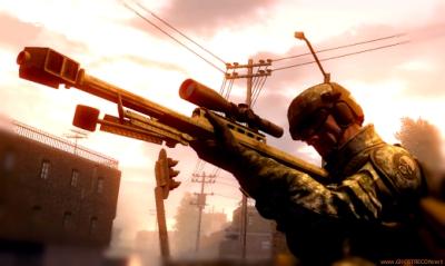 M99 Sniper Rifle