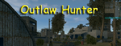 Outlaw Hunter for GRAW2