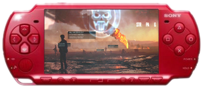 PSP Ghost Recon Predator
